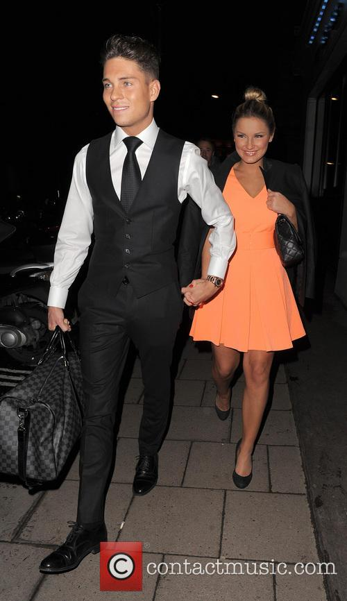 Joey Essex and Samantha Faiers 6