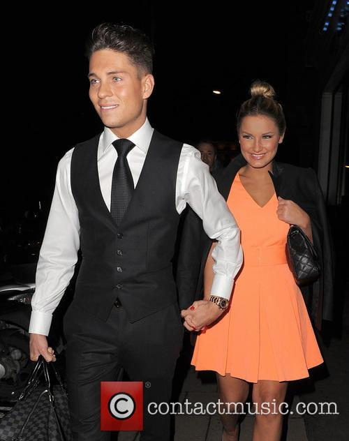 Joey Essex and Samantha Faiers 7