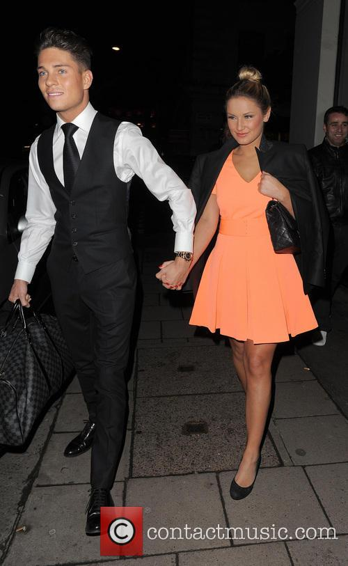 Joey Essex and Samantha Faiers 8