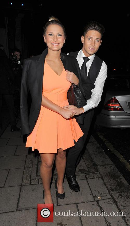 Joey Essex and Samantha Faiers 9