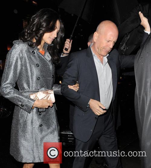 Bruce Willis, Emma Heming-Willis