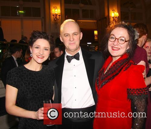 Grace Rowe, Annie Gosney and Tim Mcinnerny 3