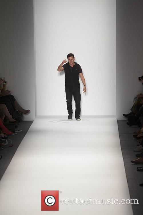 NYFW - Sergio Davila - Runway