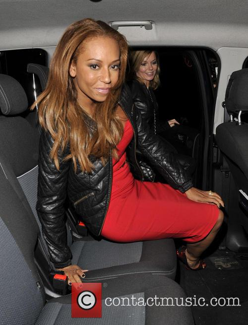 Melanie Brown and Geri Halliwell 2