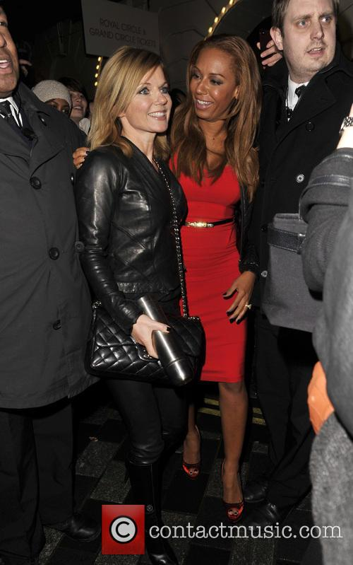 Melanie Brown and Geri Halliwell 7