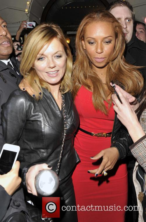 Melanie Brown and Geri Halliwell 11