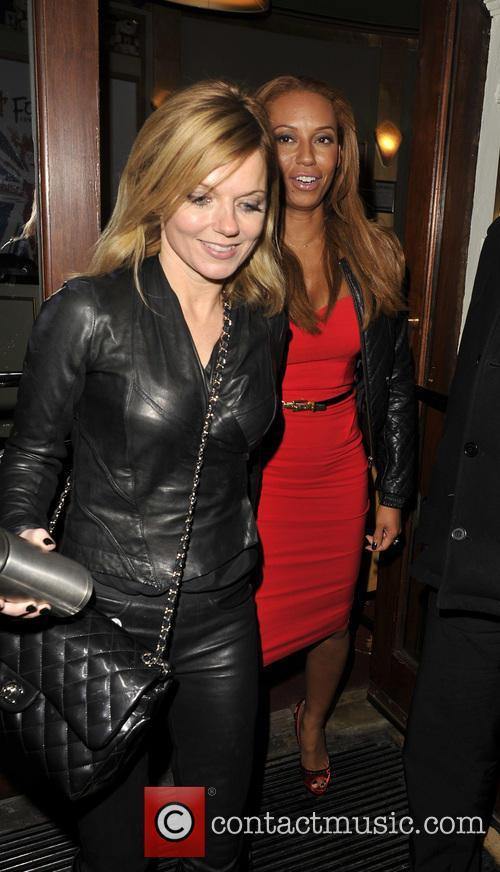 Melanie Brown and Geri Halliwell 9