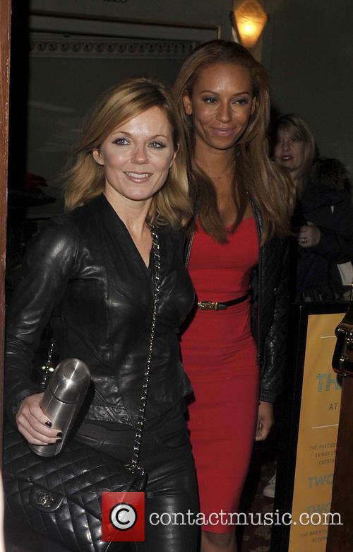 Melanie Brown and Geri Halliwell 12