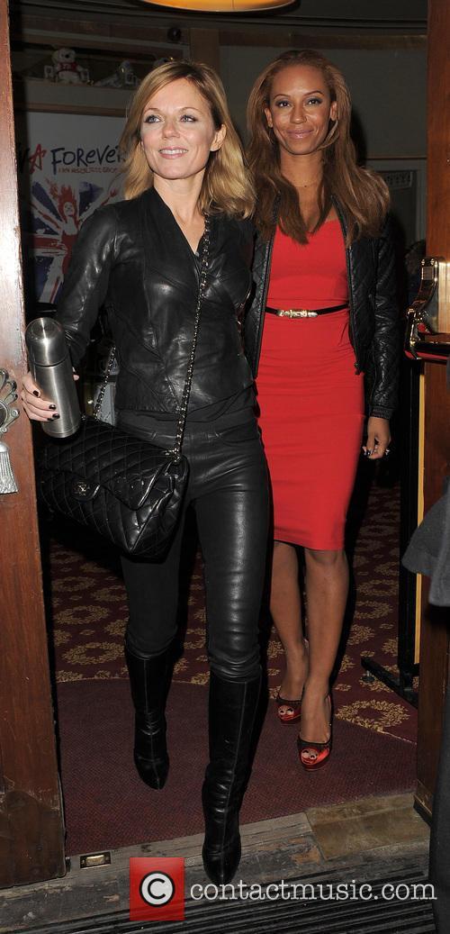 Melanie Brown and Geri Halliwell 31