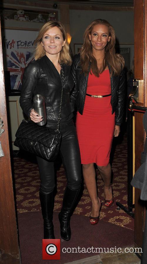 Melanie Brown and Geri Halliwell 34