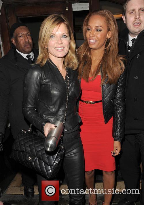 Melanie Brown and Geri Halliwell 36