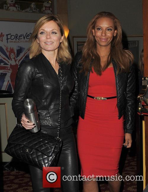 Melanie Brown and Geri Halliwell 38