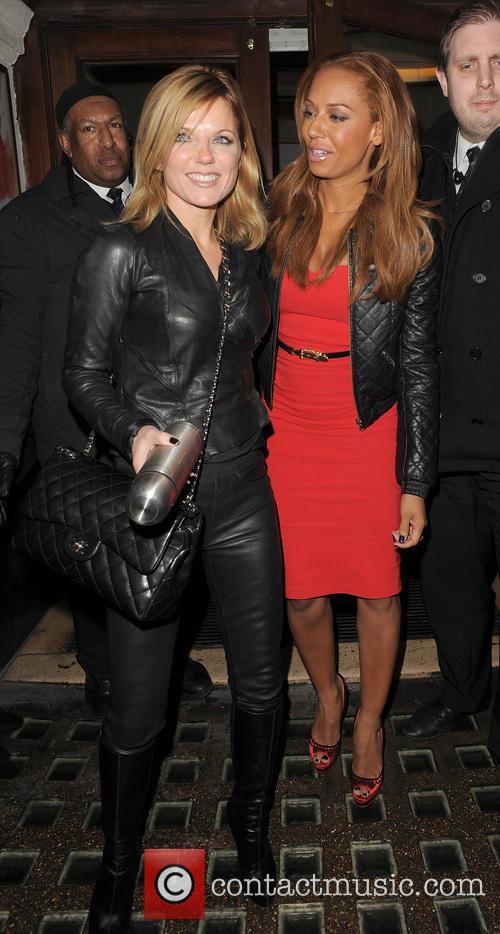 Melanie Brown and Geri Halliwell 39