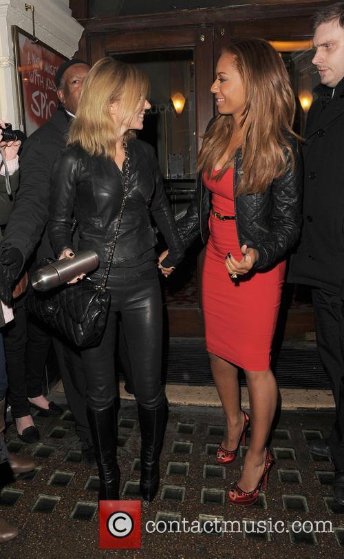 Melanie Brown and Geri Halliwell 40