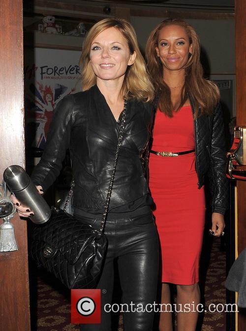 Melanie Brown and Geri Halliwell 46