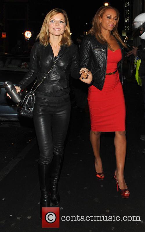 Geri Halliwell and Melanie Brown 2