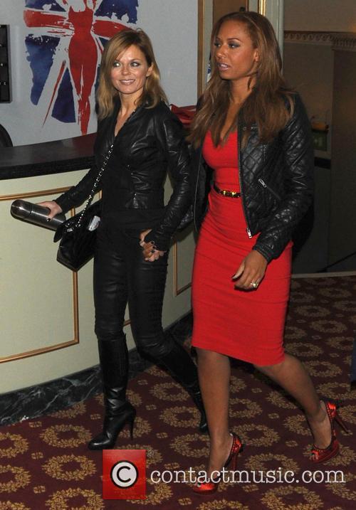 Geri Halliwell and Melanie Brown 14