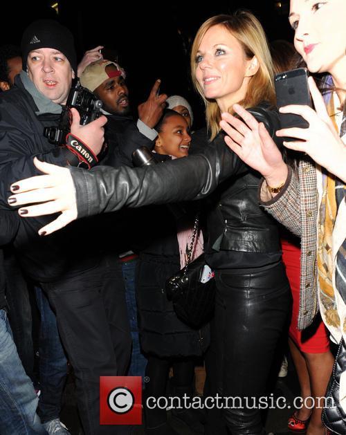 Spice Girls at 'Viva Forever'