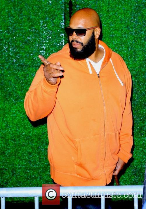 Suge Knight snapped at will.i.am Trans4m event in 2013