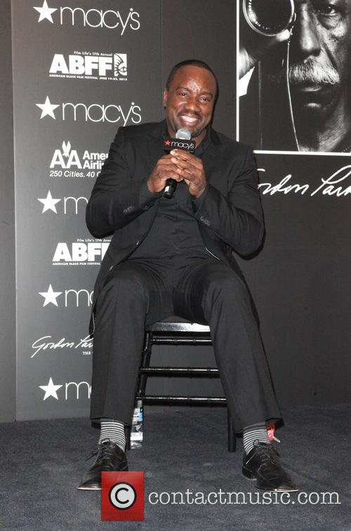 Actor and Malik Yoba