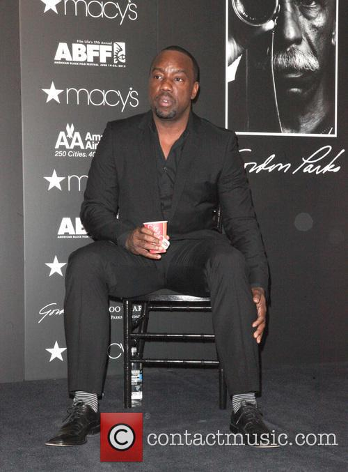 Actor and Malik Yoba 3