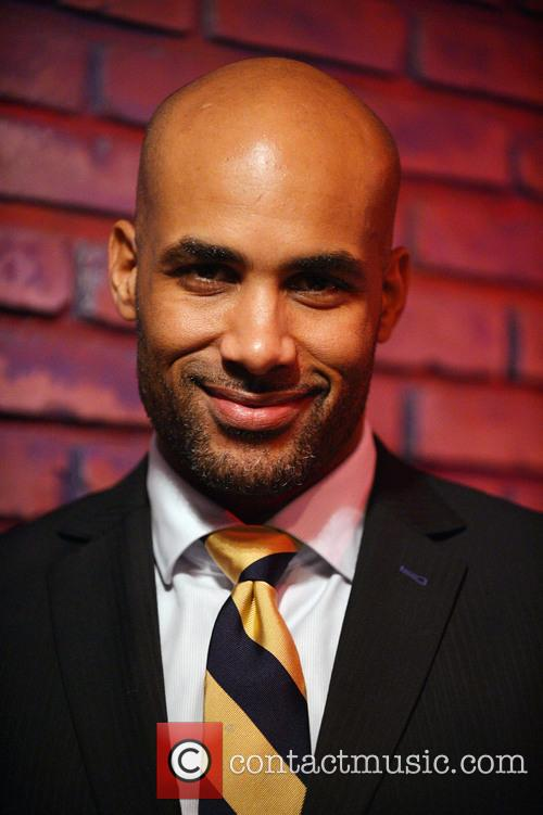 Boris Kodjoe, South Street Restaurant & Bar