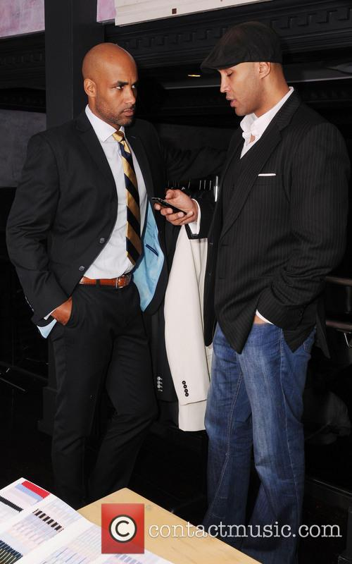 Boris Kodjoe, Patrick Kodjoe, South Street Restaurant & Bar