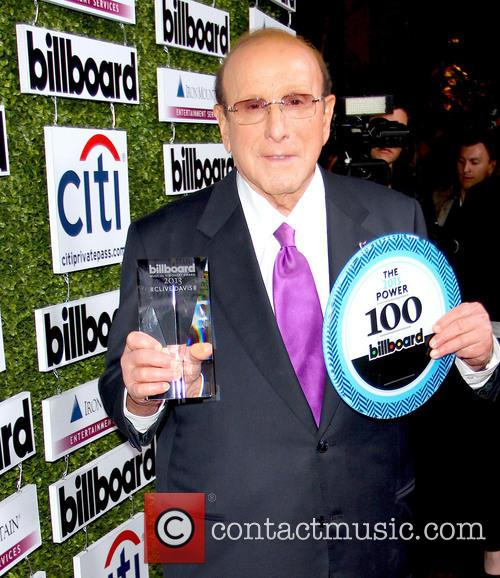 Billboard Power 100 honors Clive Davis