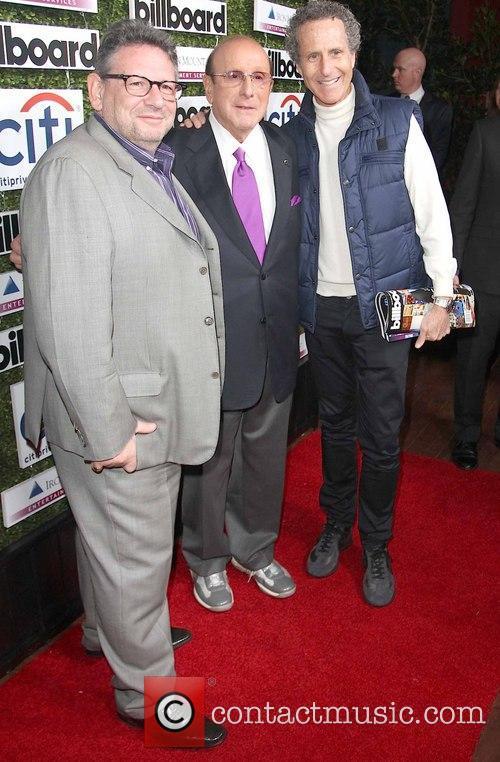 Billboard Power 100 honors Clive Davis