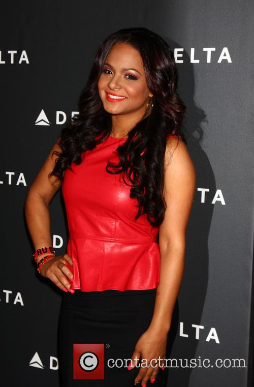 Christina Milian, Getty House