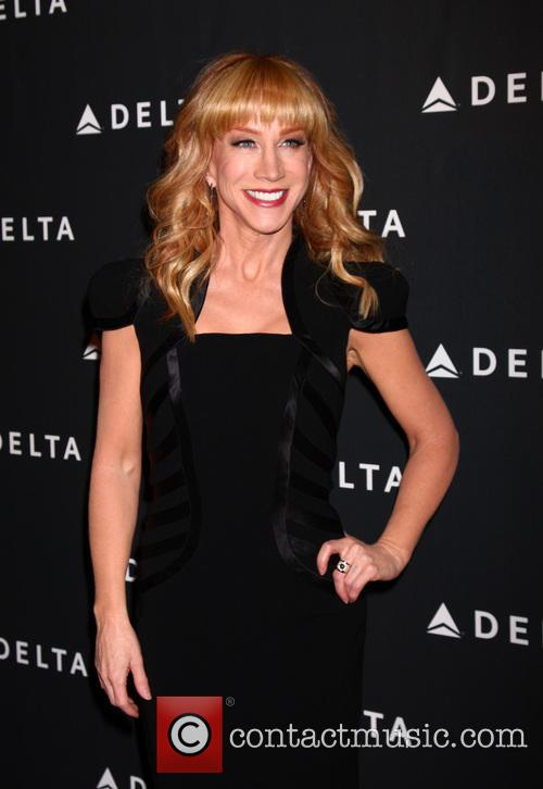 Kathy Griffin, Getty House