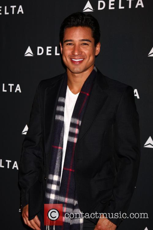 Mario Lopez, Getty House