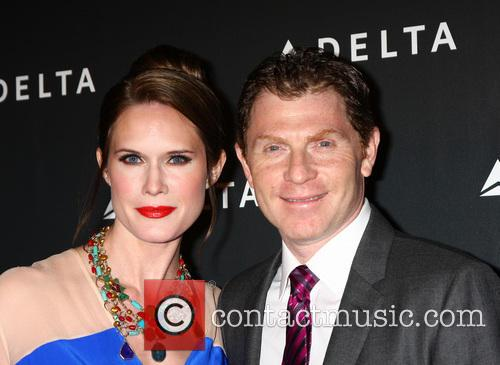 Stephanie March, Bobby Flay, Getty House