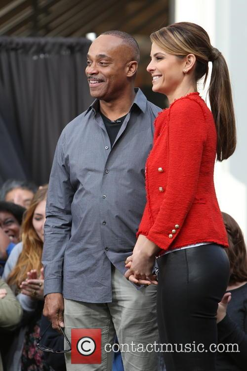 Rocky Carroll and Maria Menounos 20