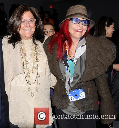 Fern Mallis and Patricia Field 3