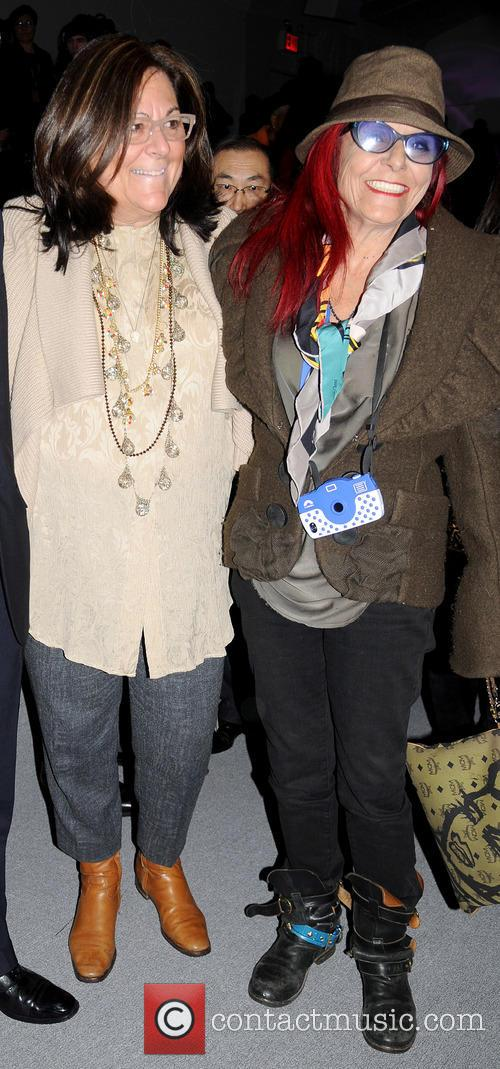 Fern Mallis and Patricia Field 1