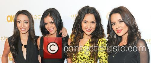 Tiara, Tahiti, Presley and And Jaime Hernandez