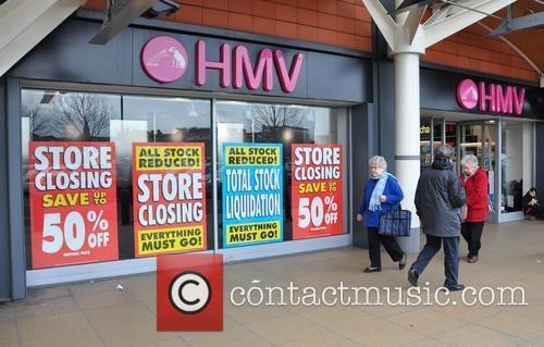 HMV Burton upon Trent store set to close