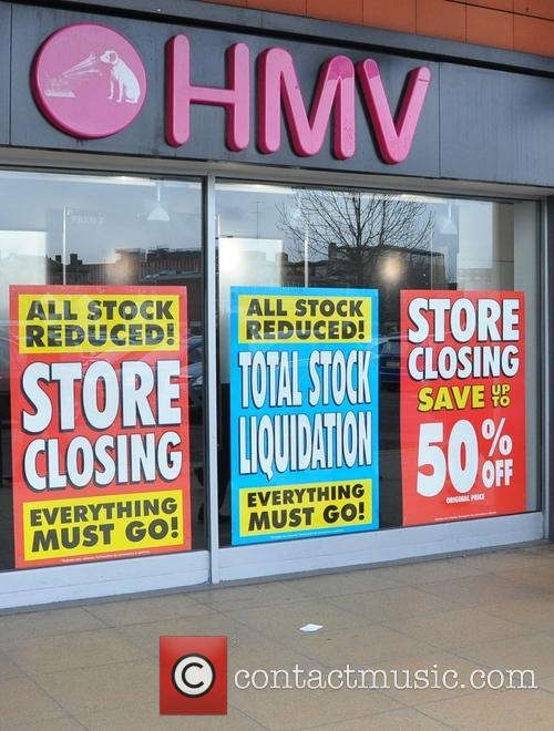 HMV Burton upon Trent store set to close