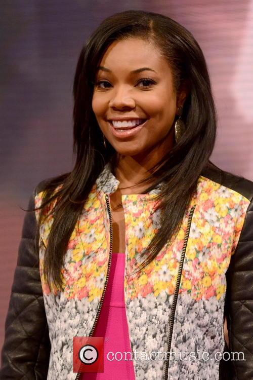 gabrielle union gabrielle union appearing on bet's '106 3490285