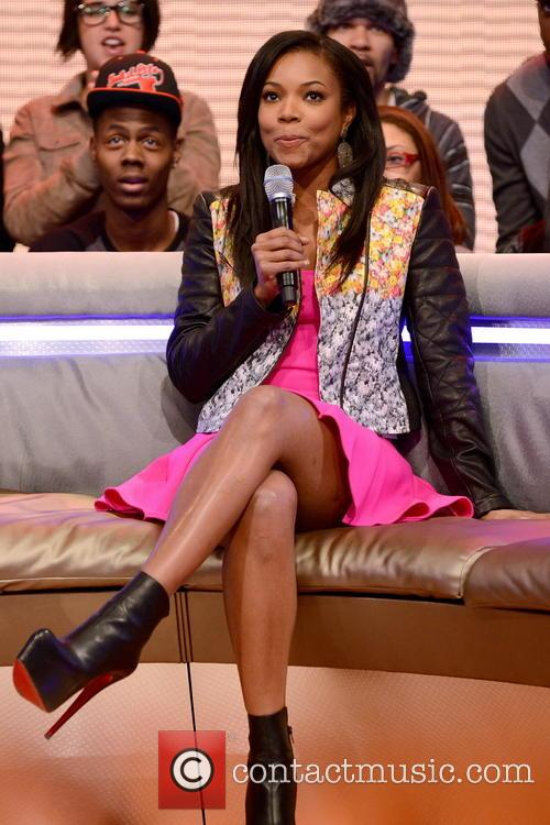 gabrielle union gabrielle union appearing on bet's '106 3490303