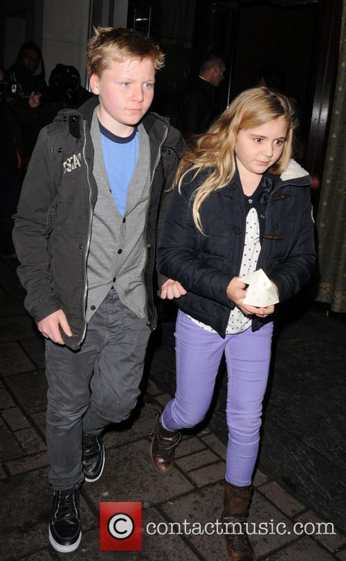 Jack Ramsay and Matilda Ramsay 1