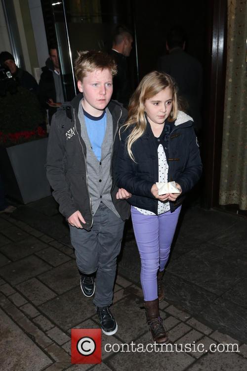 Jack Ramsay and Matilda Ramsay 2