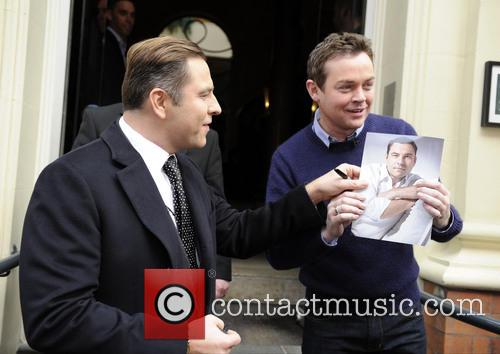 David Walliams and Stephen Mulhern 3