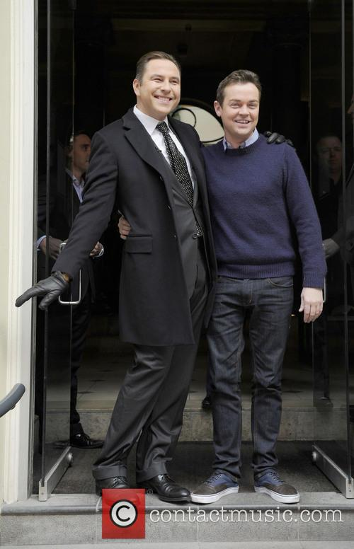 David Walliams and Stephen Mulhern 8