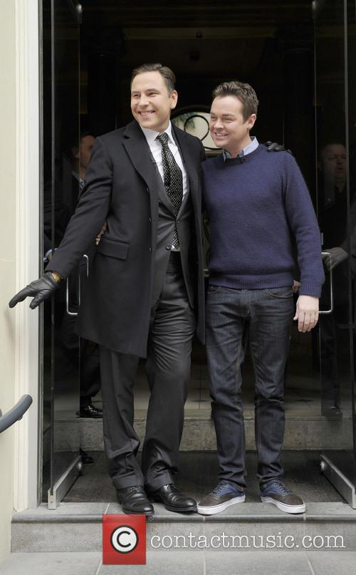 David Walliams and Stephen Mulhern 1
