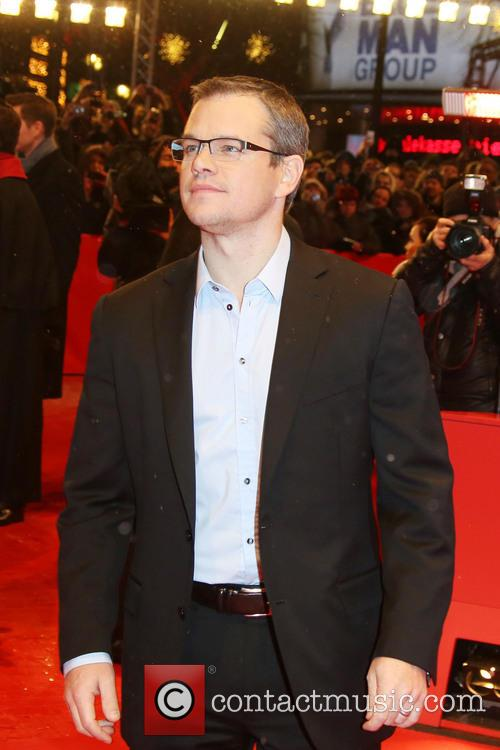 matt damon 63rd berlin international film festival berlinale 3490523