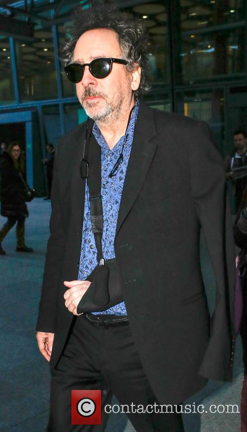 Tim Burton and Heathrow Airport 2