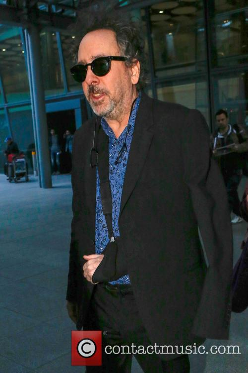 Tim Burton and Heathrow Airport 6