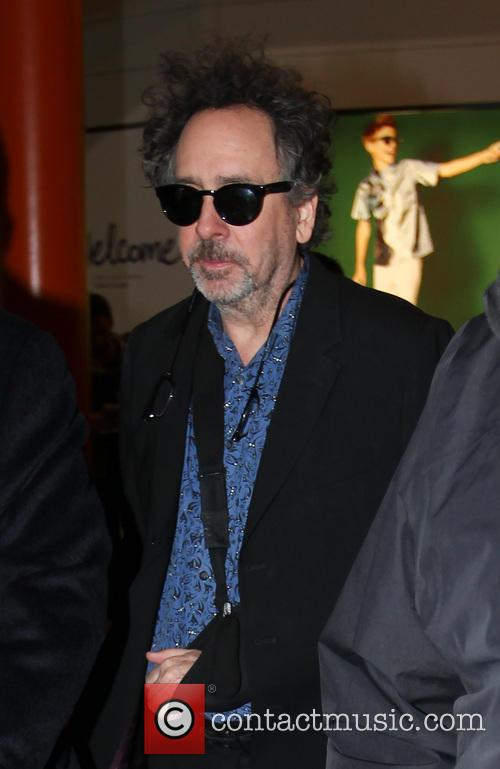Tim Burton and Heathrow Airport 7